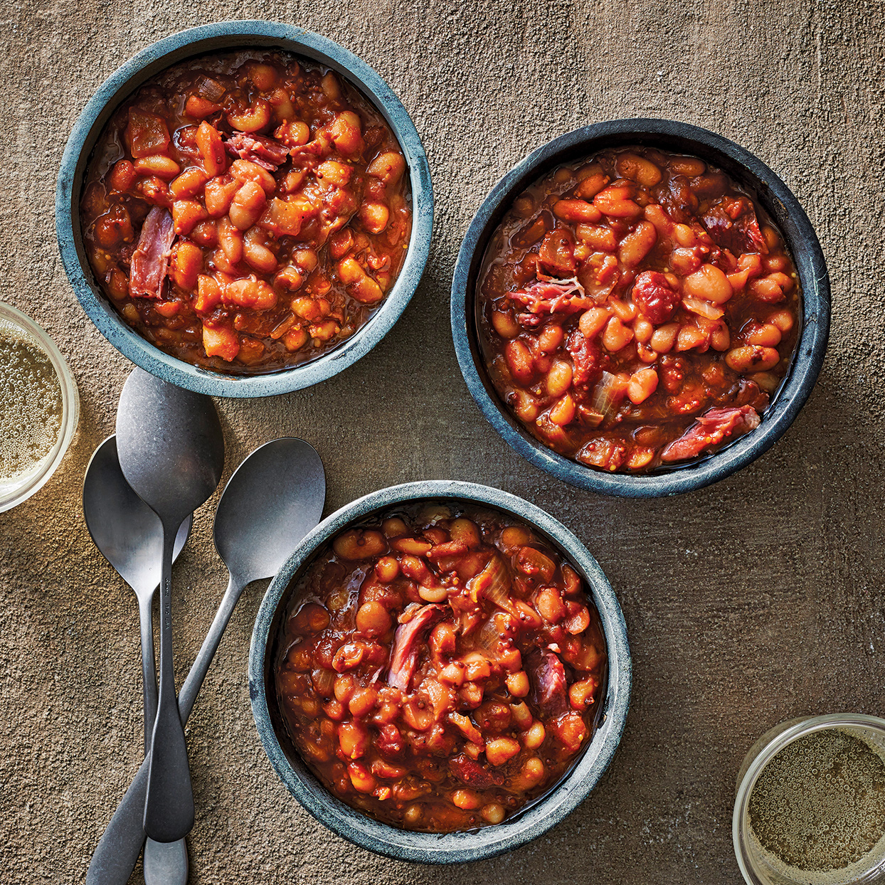 Slow-Cooker Cherry Baked Beans Cooking Light