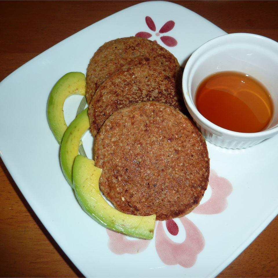 Pumpkin Pecan Pancakes Zory