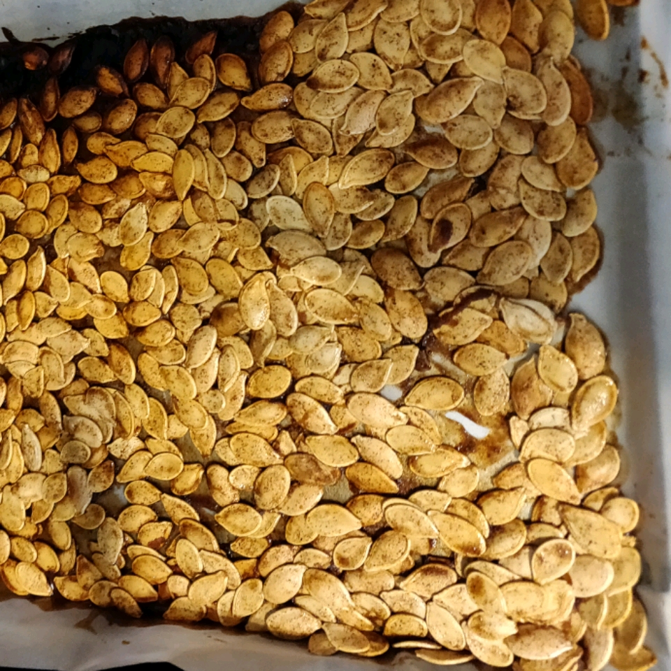 Honey Pumpkin Seeds Kattsynn