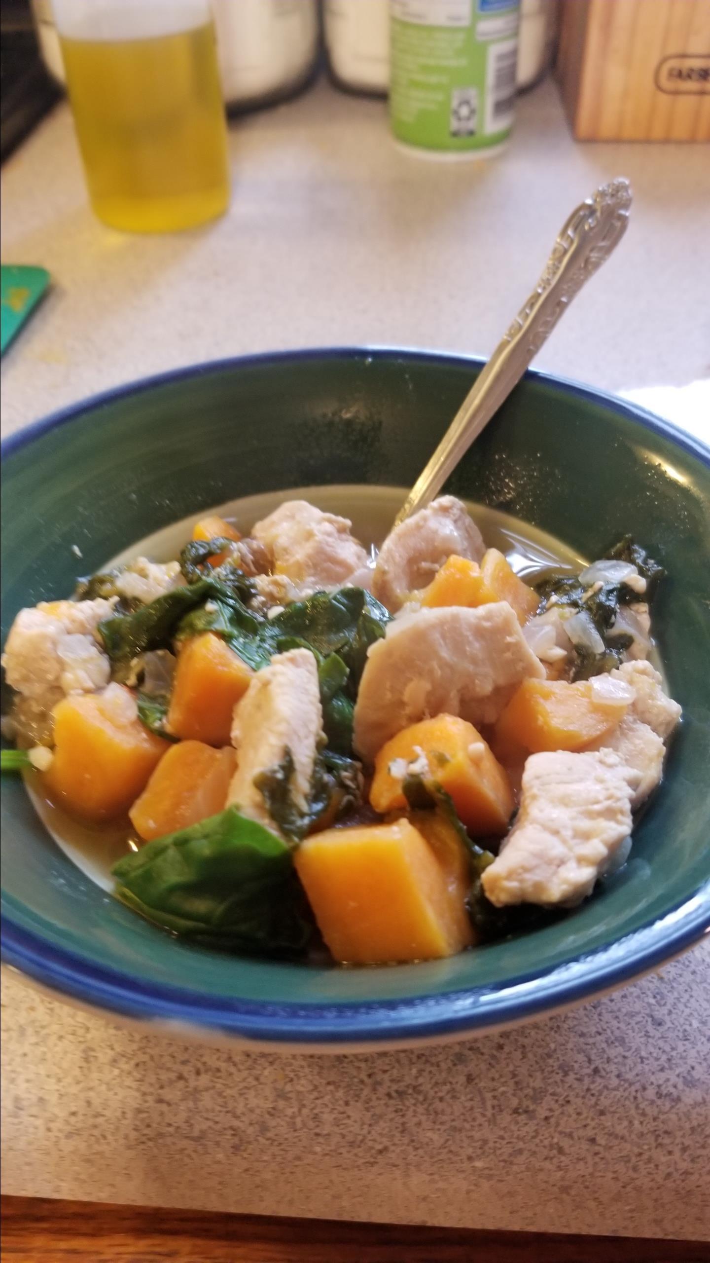 Paleo Chicken Stew Tonna Jacobson