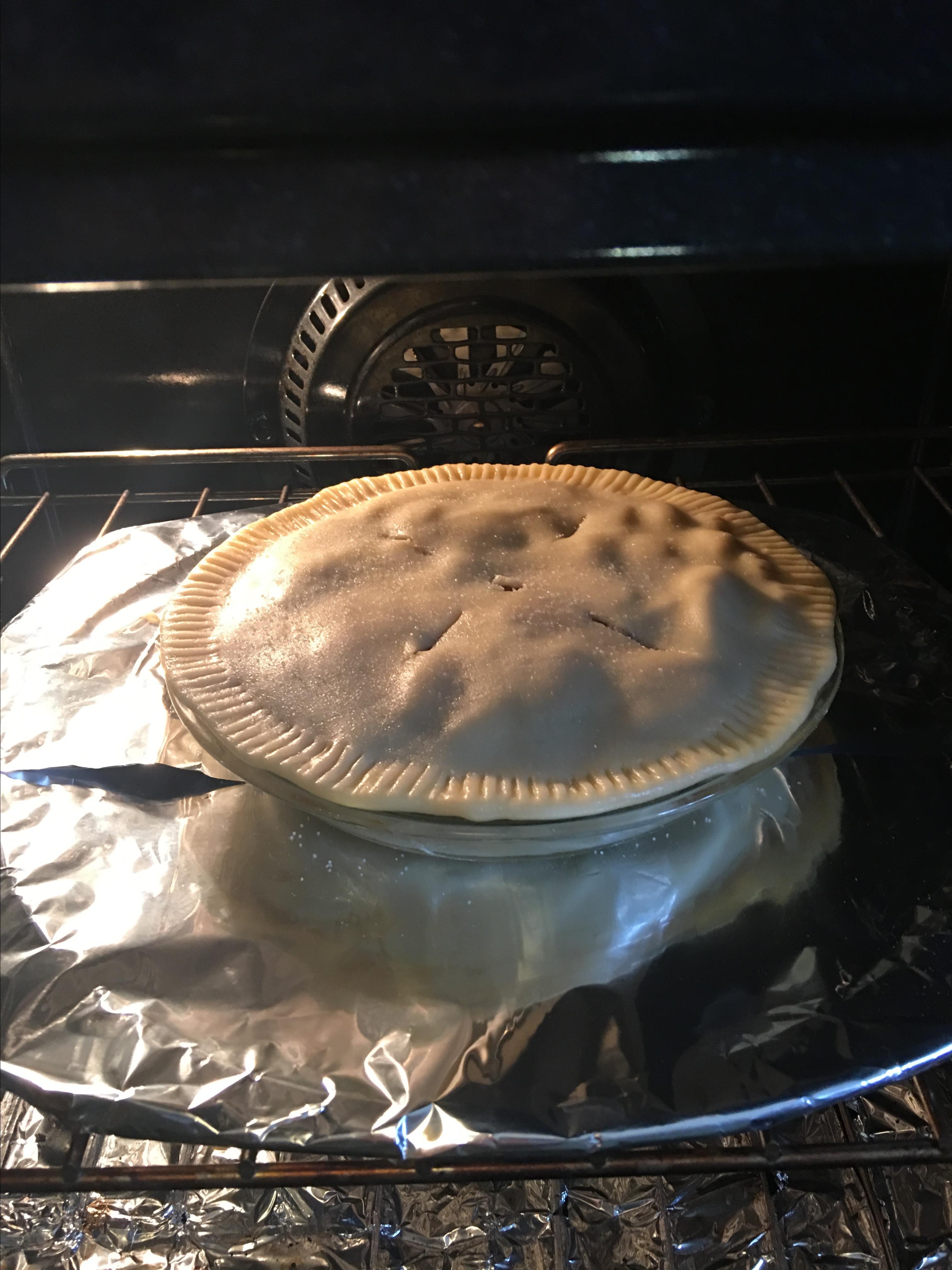 No-Added-Sugar Apple Pie Gwen