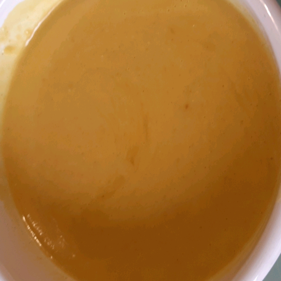 Claire's Curried Butternut Squash Soup Stacey Bell