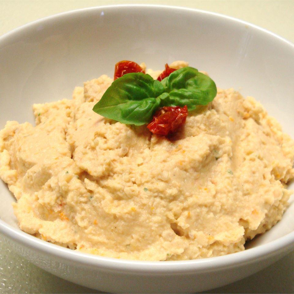 Sun-Dried Tomato Hummus MARKCOSENZA