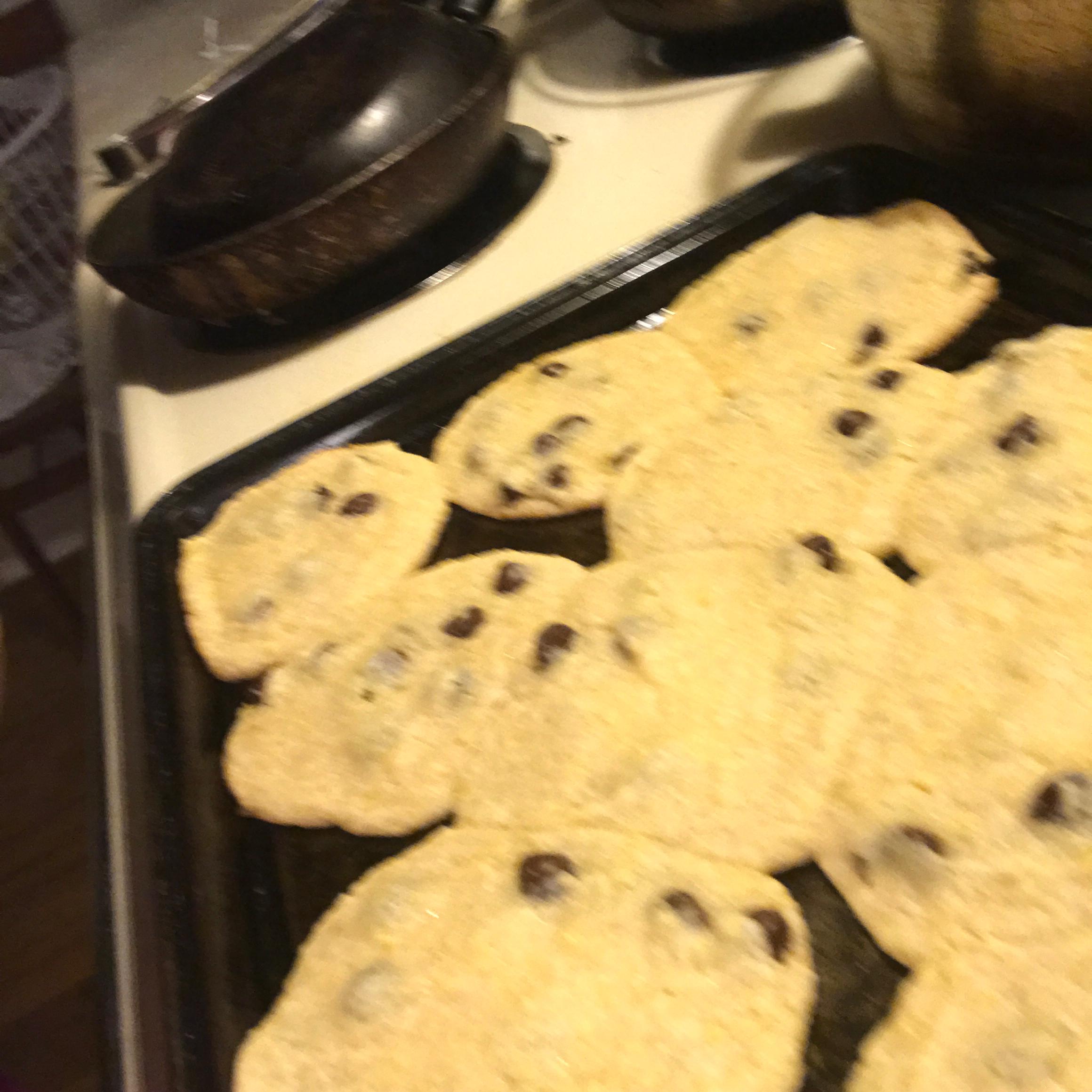Basic Chocolate Chip Cookies Raychill