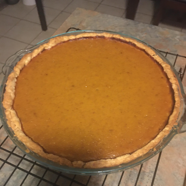 Pumpkin Honey Pie Farrenmike