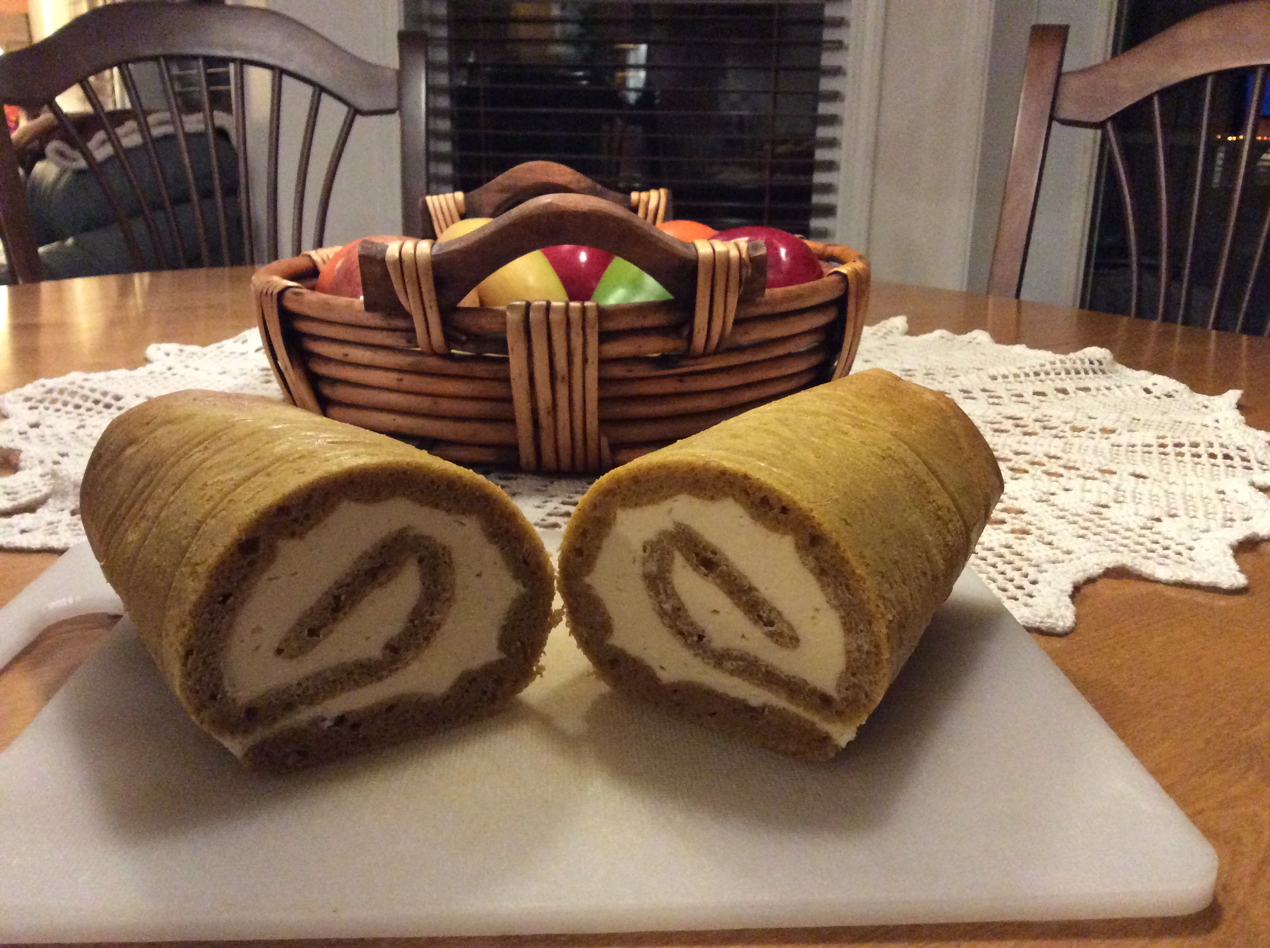 Cream Cheese Pumpkin Roll JJP__Foods__