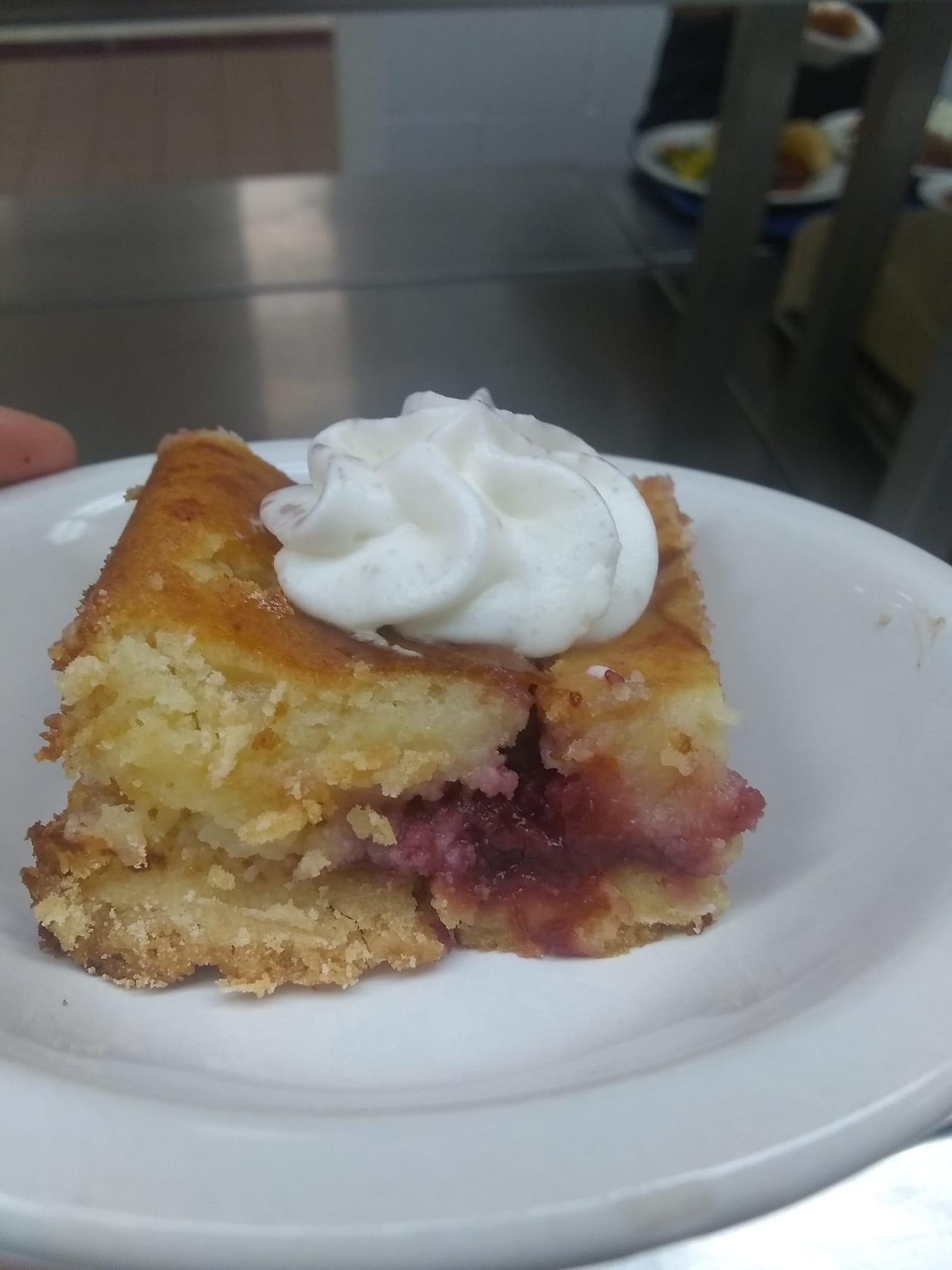 Lemon Cheesecake Bars Rebecca Heidenreich