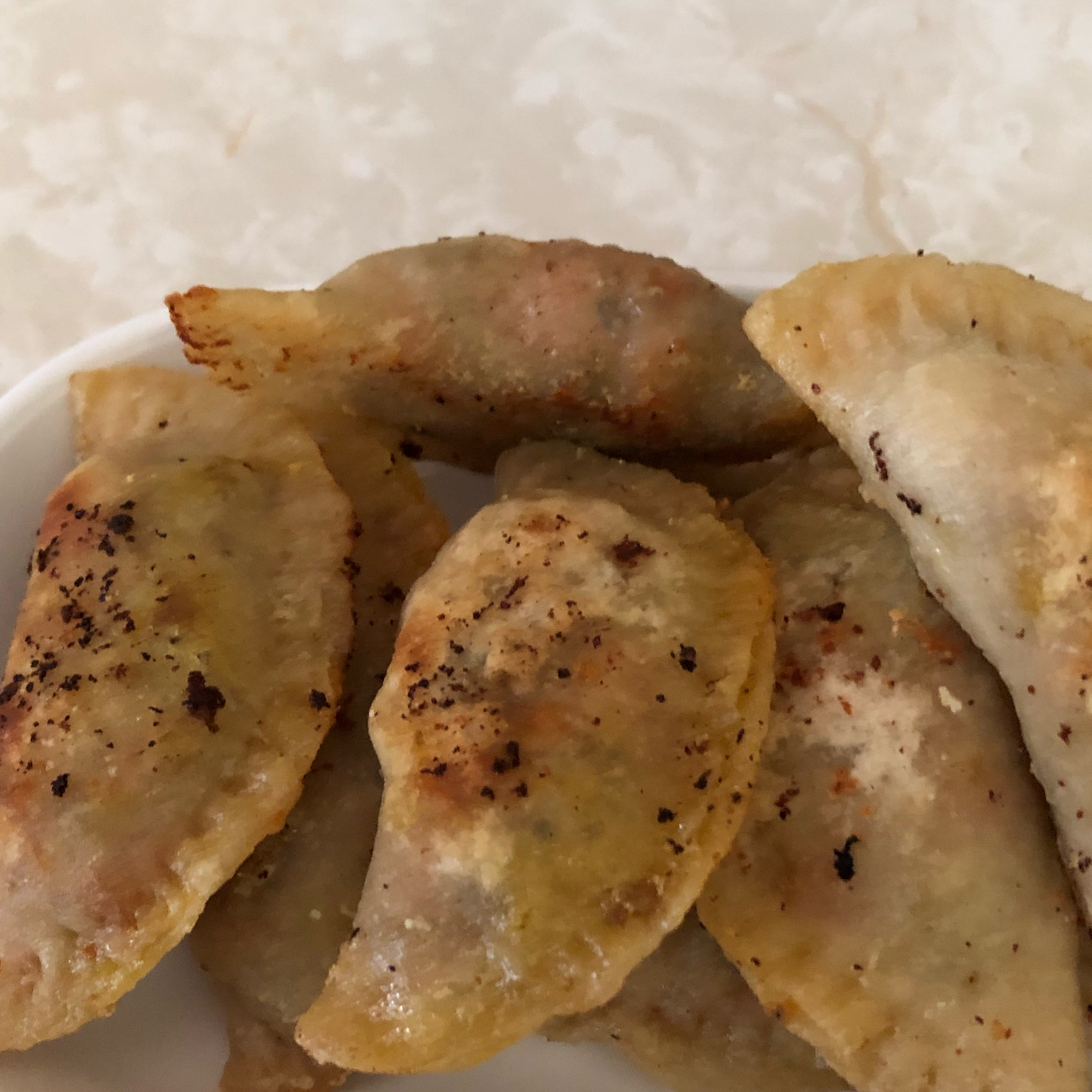 Perfect Pot Stickers Callie Phythian