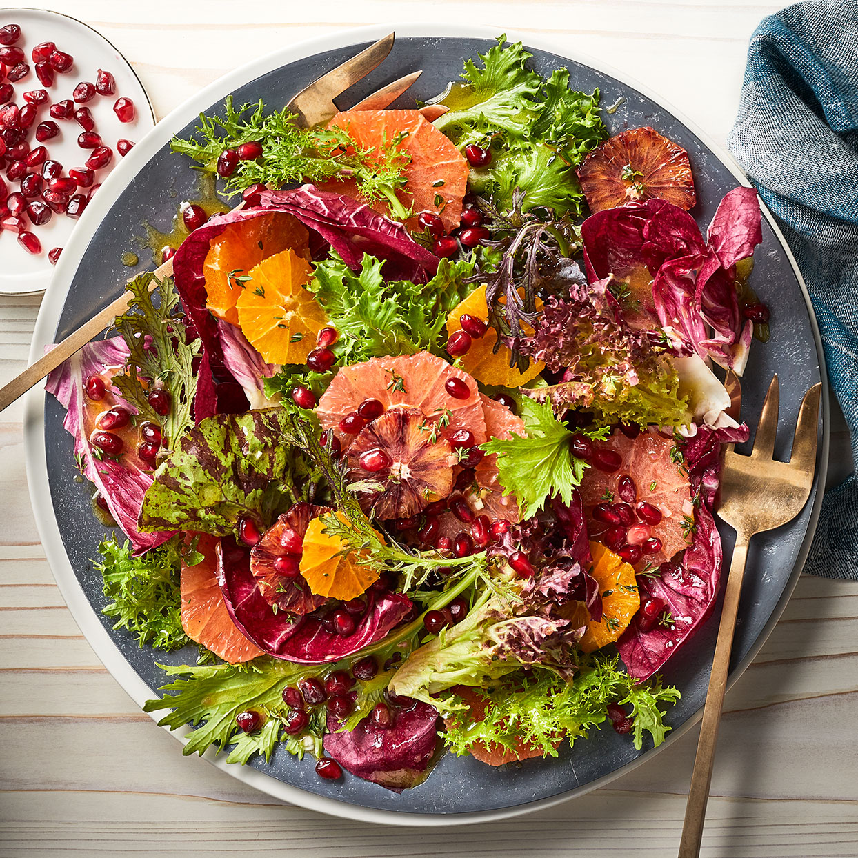 Mixed Greens & Citrus Salad Allrecipes Trusted Brands