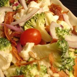 Barb's Broccoli-Cauliflower Salad Shearone