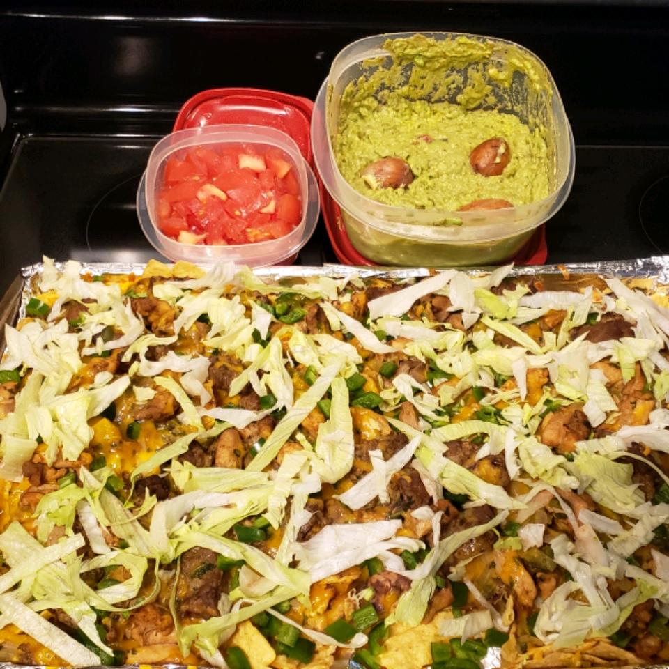 Mexican Botana Platter