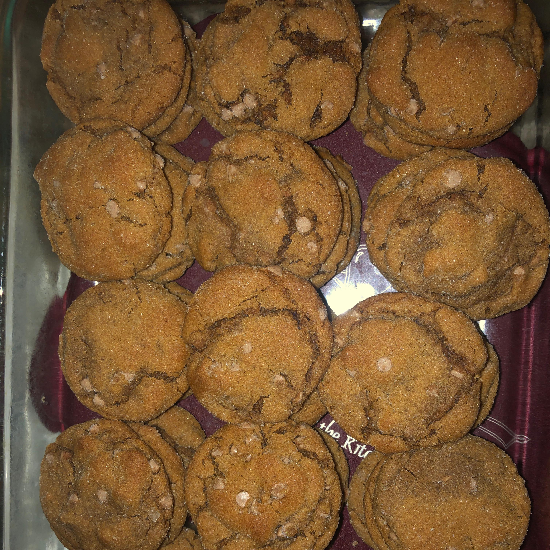 Cinnamon, Spice and Everything Nice Cookies Kerrie