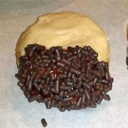 Finger Sandwich Butter Cookies
