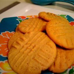 Chewy Peanut Butter Cookies Rachell Austin