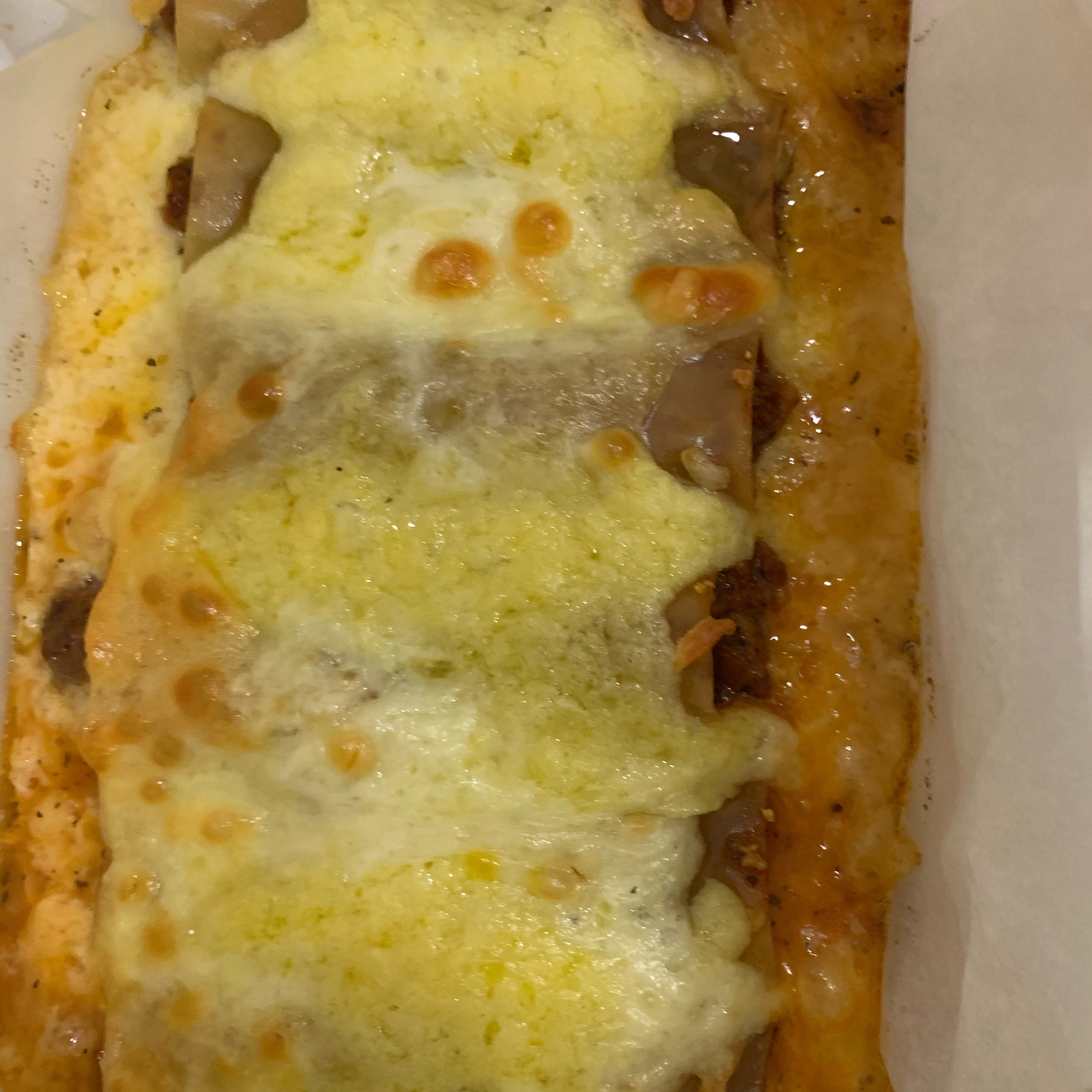 Three Meat Cannelloni Bake Dami