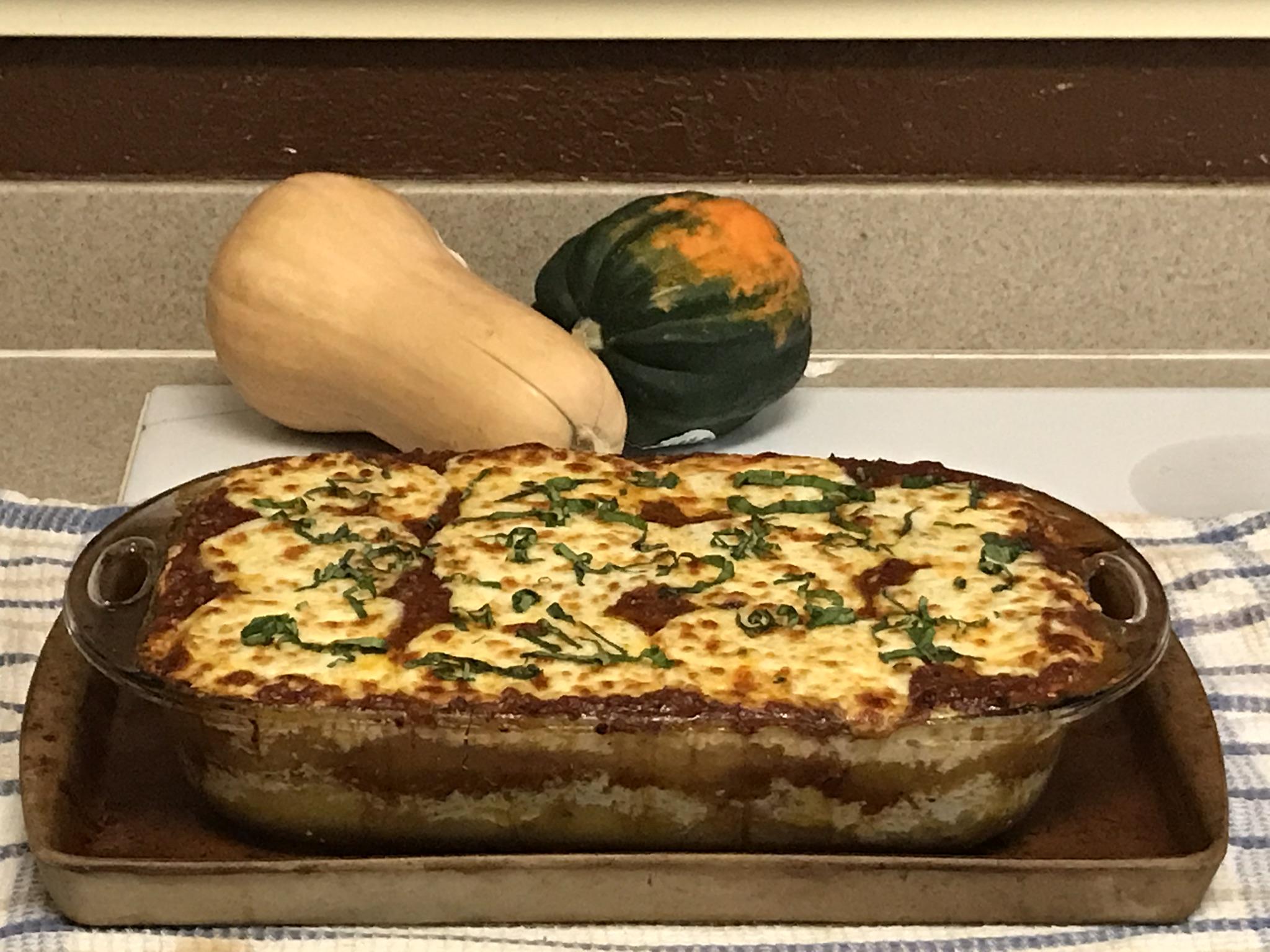 Best Spaghetti Squash Lasagna