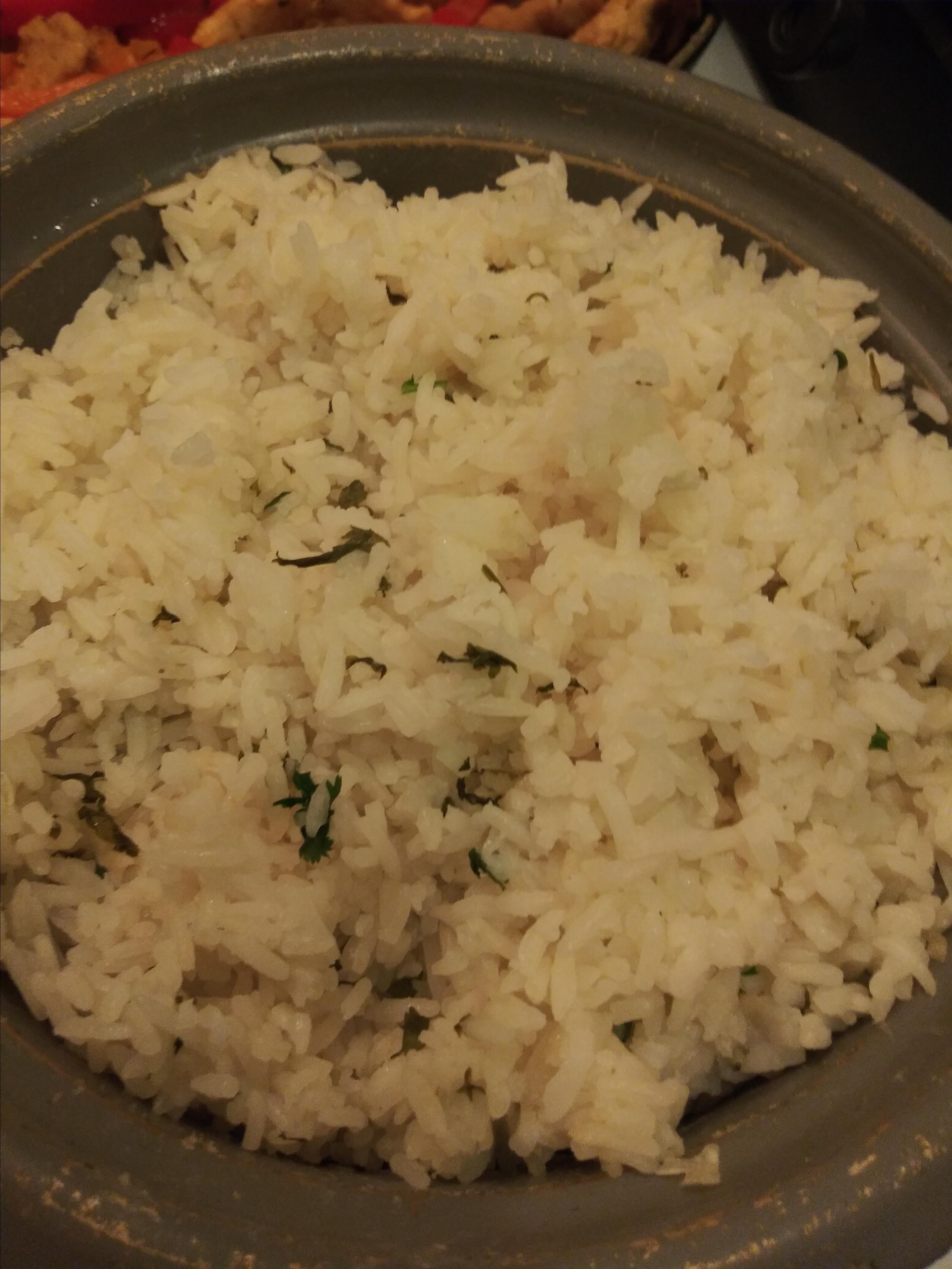 Copycat Chipotle® Cilantro-Lime Brown Rice