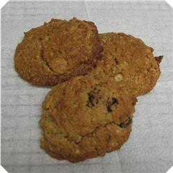 Oatmeal Banana Raisin Coconut Cookies miglet