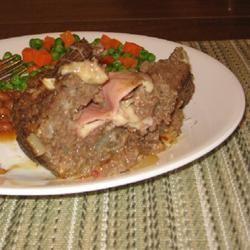 Meatloaf Cordon Bleu Lisa Bailey