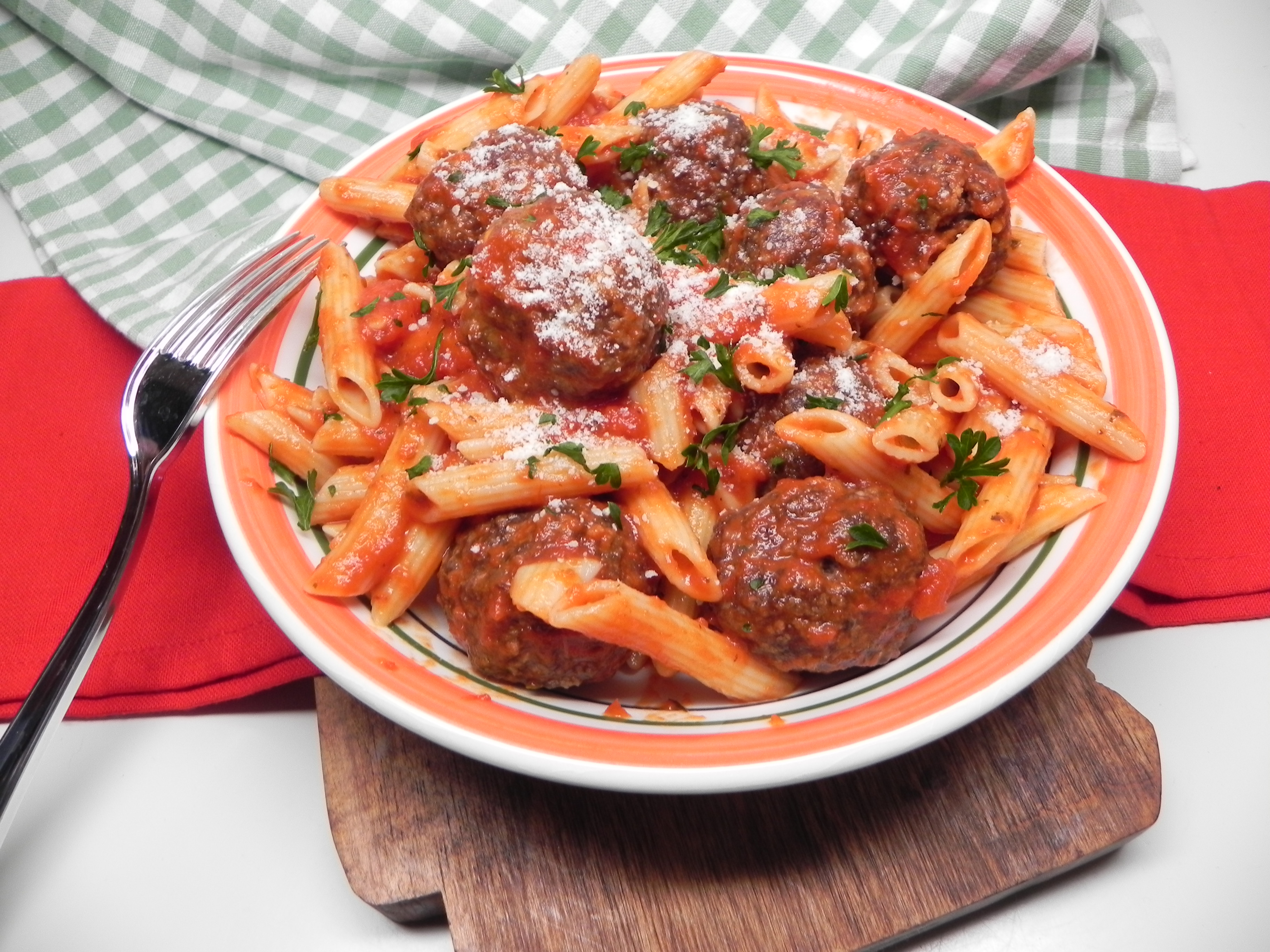 Spicy Venison Meatballs