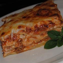 Kristy's Lasagna Kristy Kniest