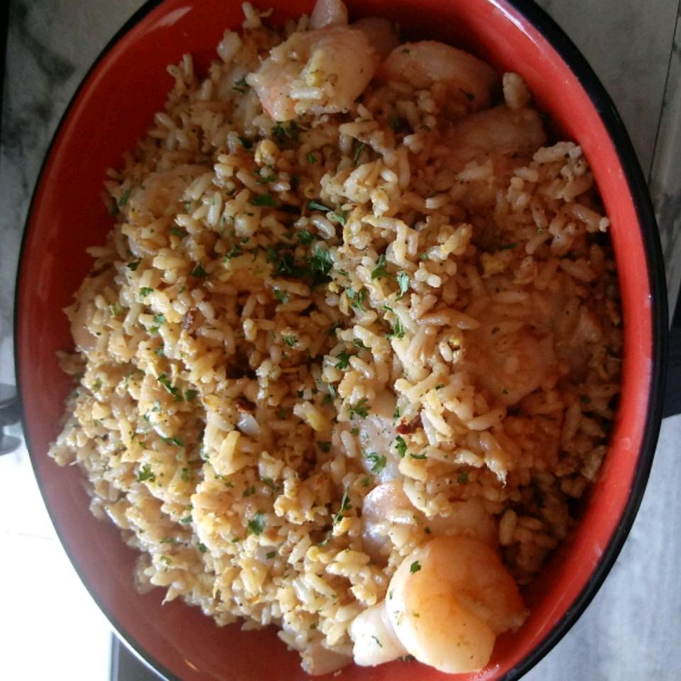 Shrimp Fried Rice II