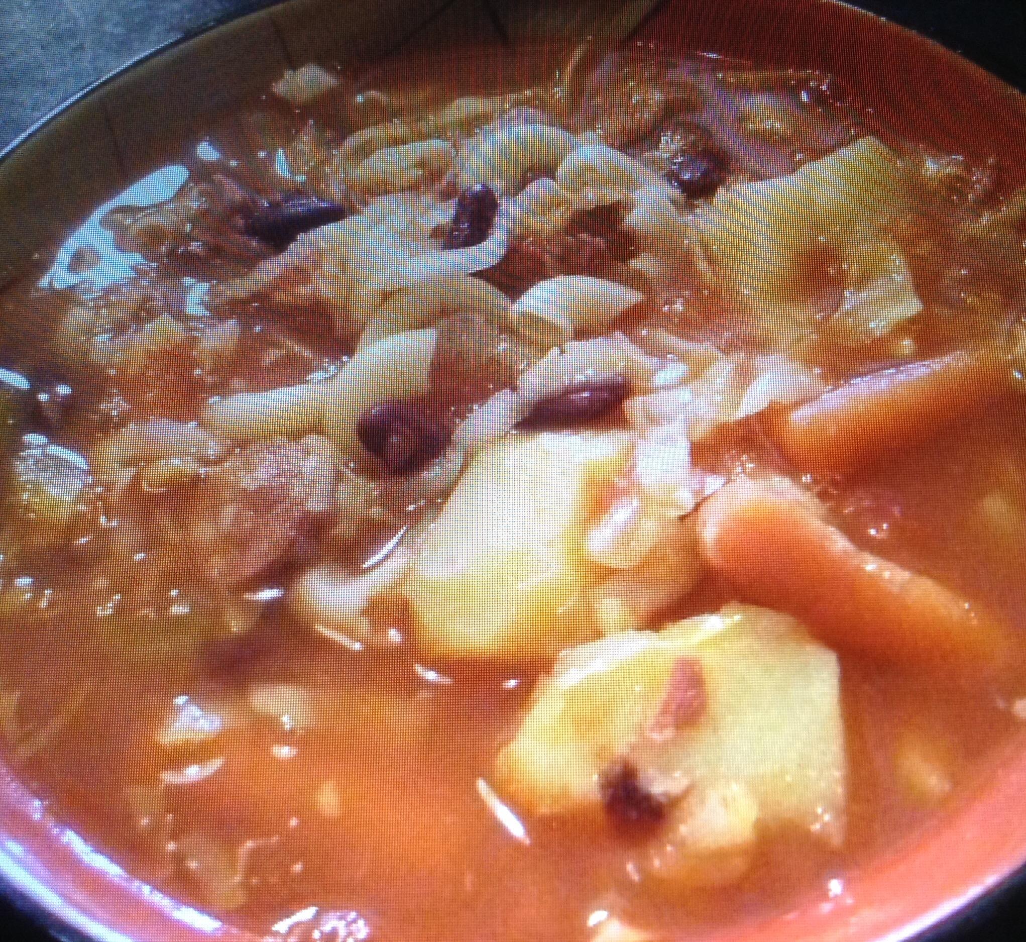 Portuguese Bean Soup PIKALA