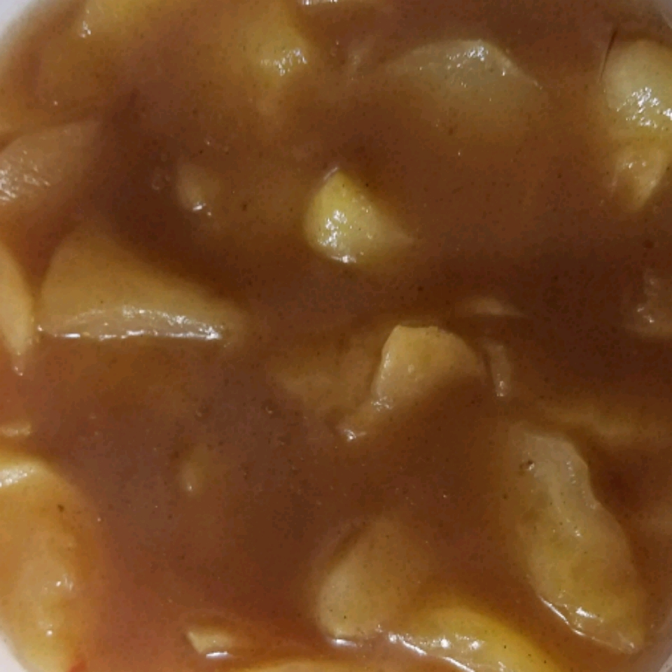 Baked Cinnamon Apples Laura Cosme