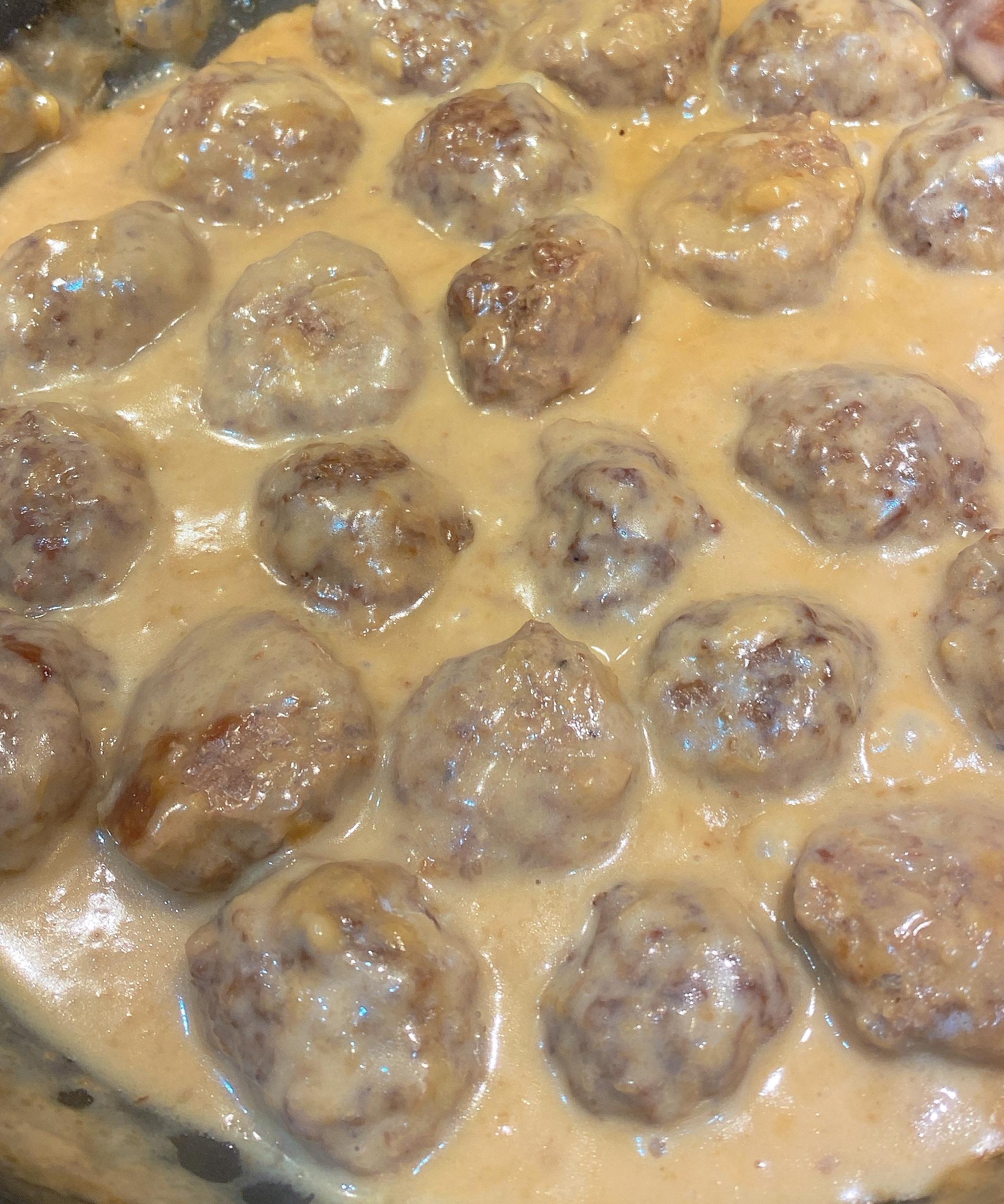 Bjarne's Norwegian Meatballs thedailygourmet