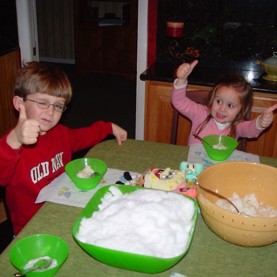 Snow Ice Cream II
