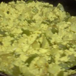 Scrambled Tofu Jennifer Price