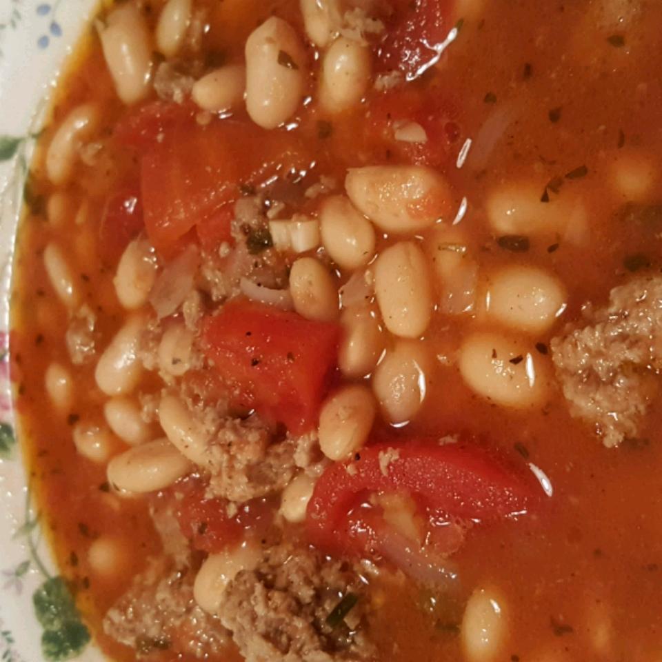 My Canadian Friend's Bean Soup Elizabeth Volz