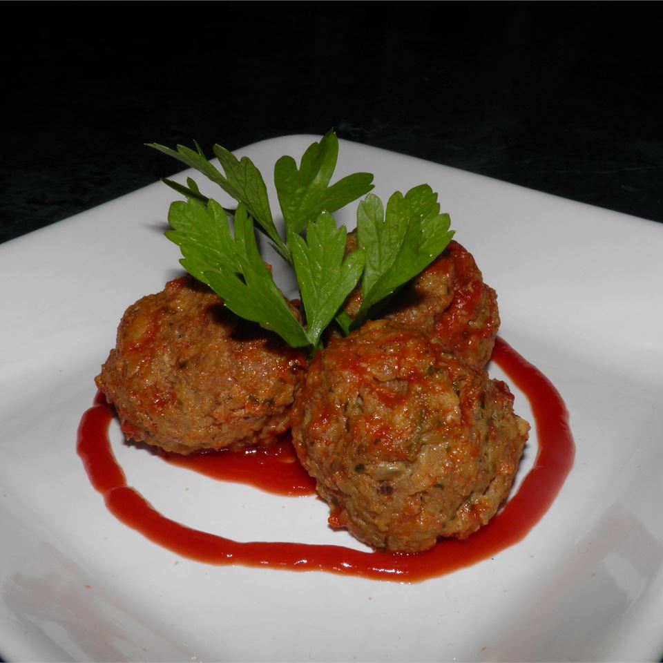 Homemade Meatballs