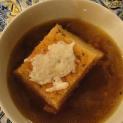 French Onion Soup IX