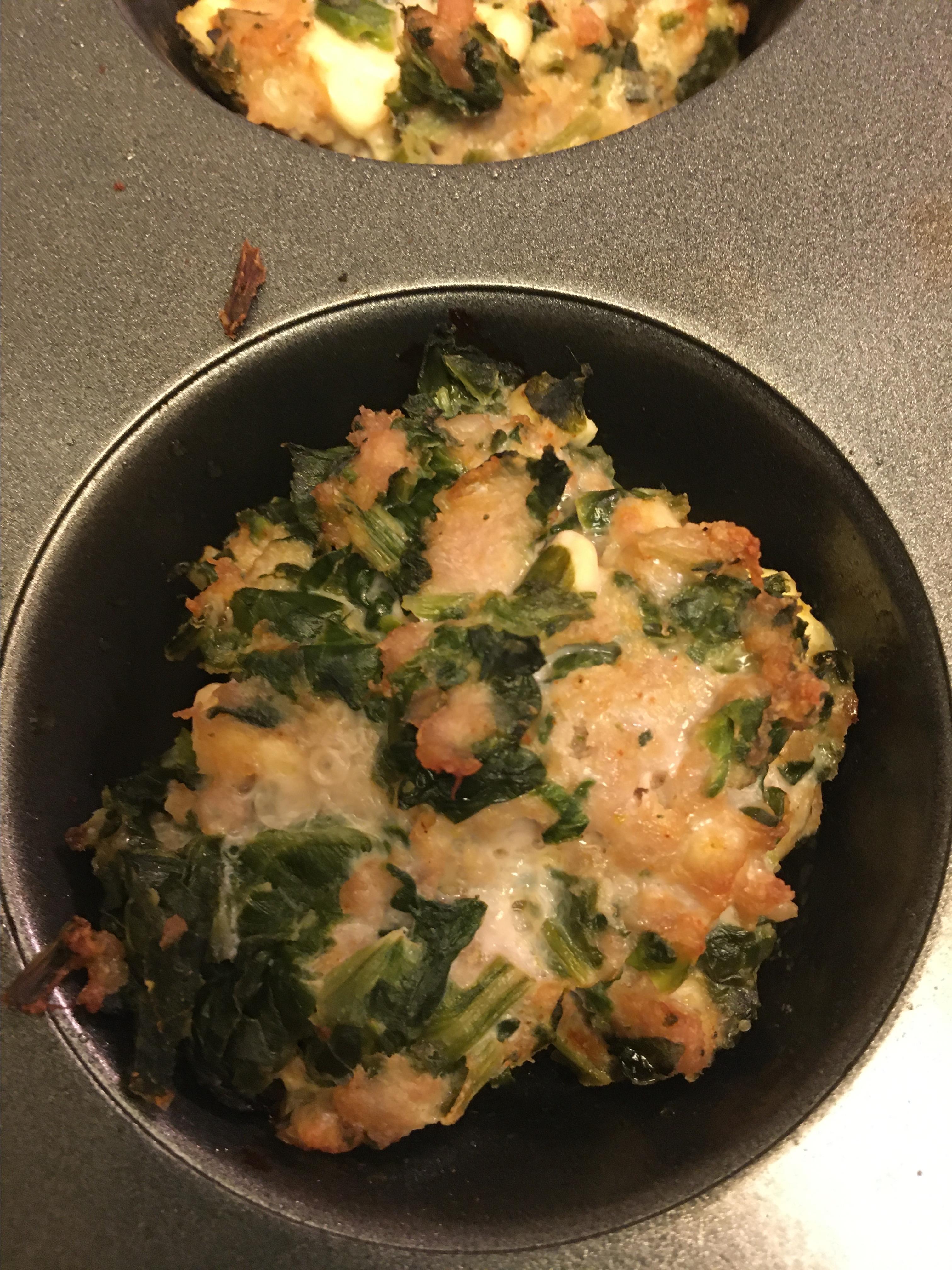 Baked Spinach, Feta, and Turkey Meatballs Allison Golde