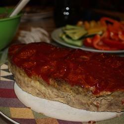 Beth's Meat Loaf