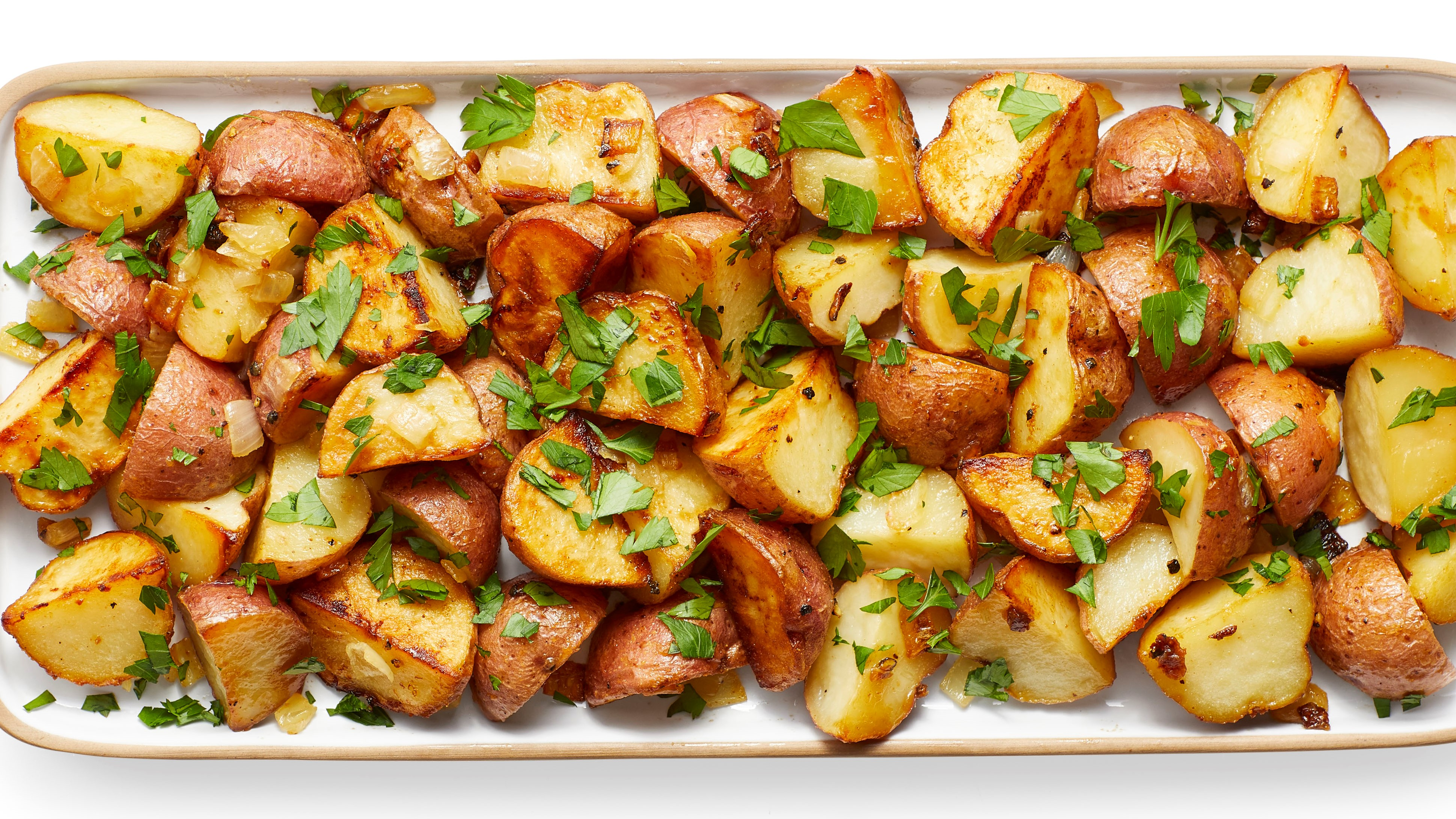Honey-Roasted Red Potatoes