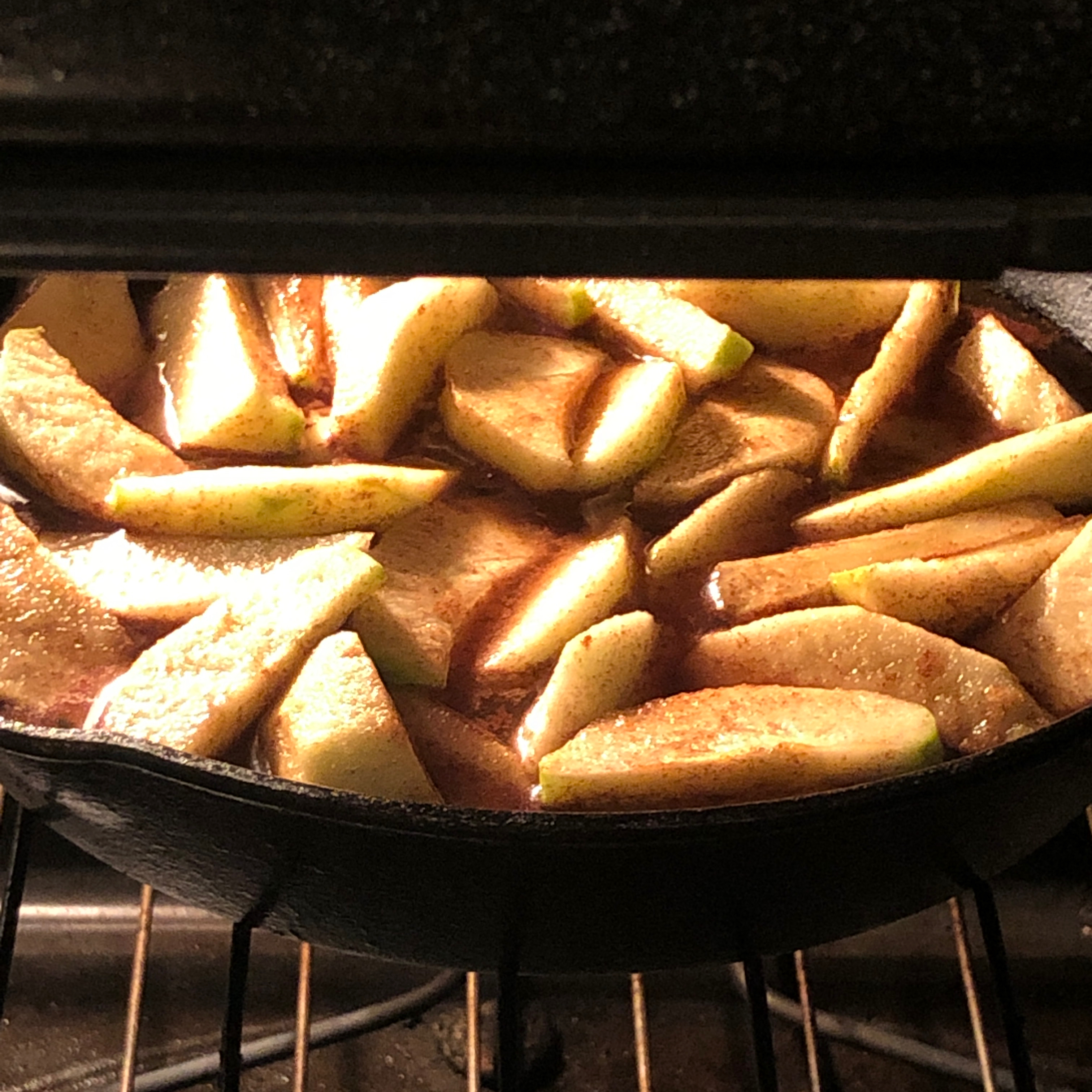 Delicious Cinnamon Baked Apples