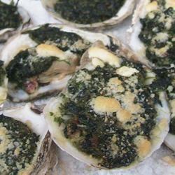 Oysters Rockefeller Jacktheknife