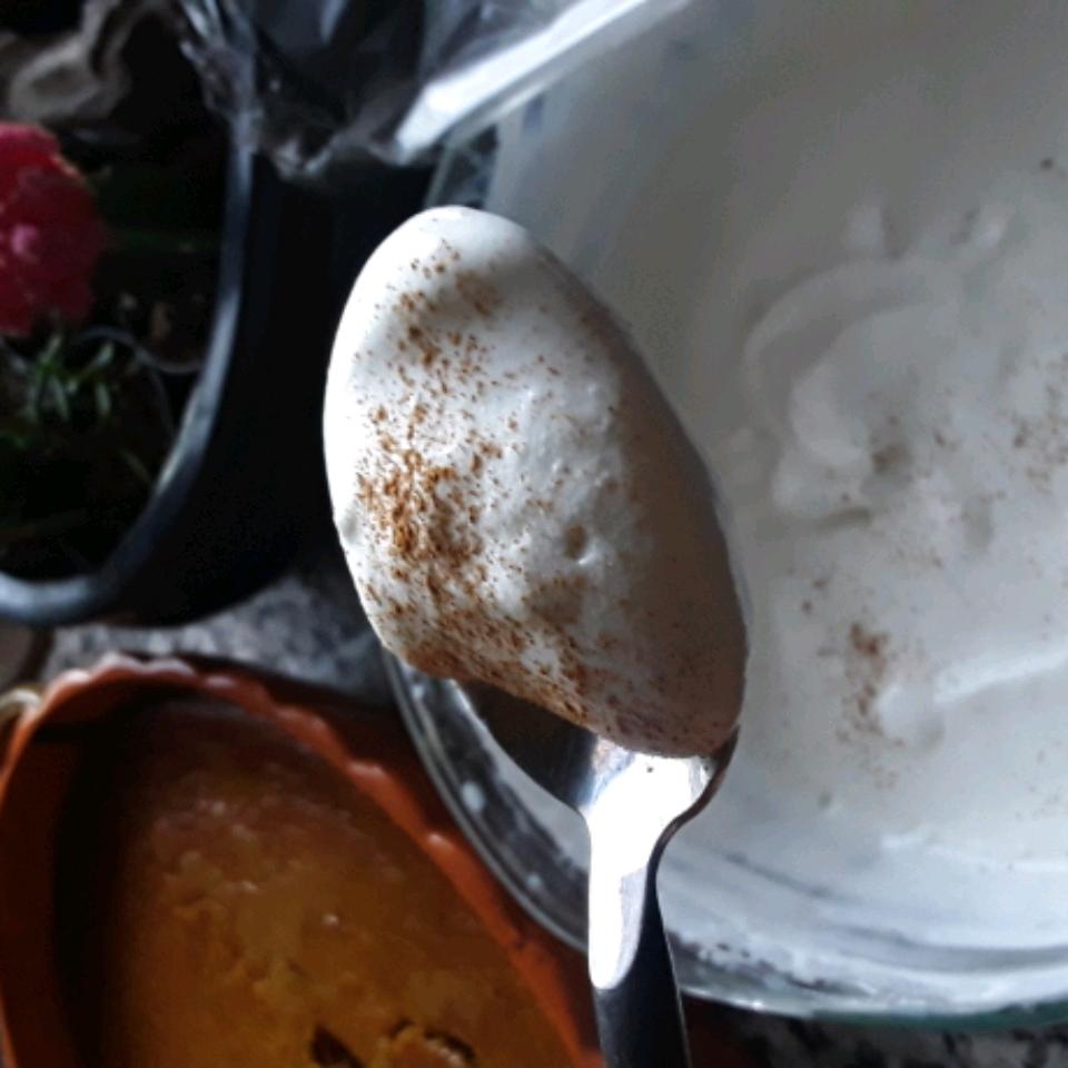 Bourbon Whipped Cream Jasmine Mogadam