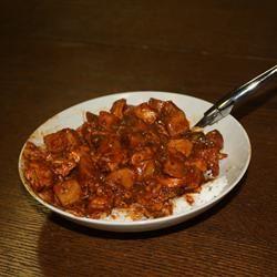 Spicy Chicken Curry pdemann