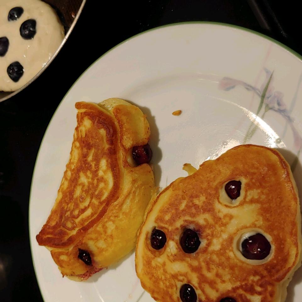 The Best Ricotta Pancakes Nina Holman
