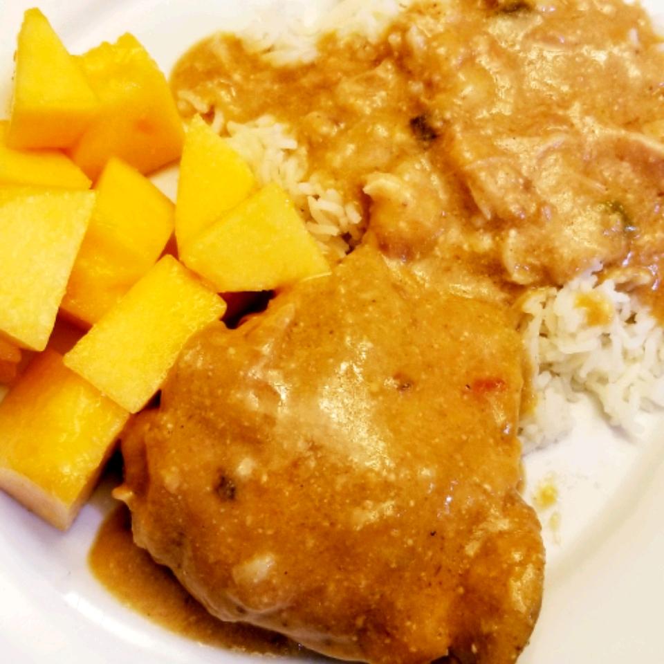 Frank's Favorite Slow-Cooker Thai Chicken Rabithabit
