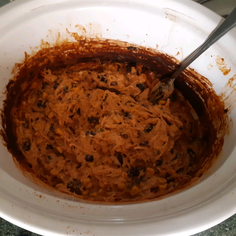 Slow Cooker Santa Fe Chicken Elder Wardle