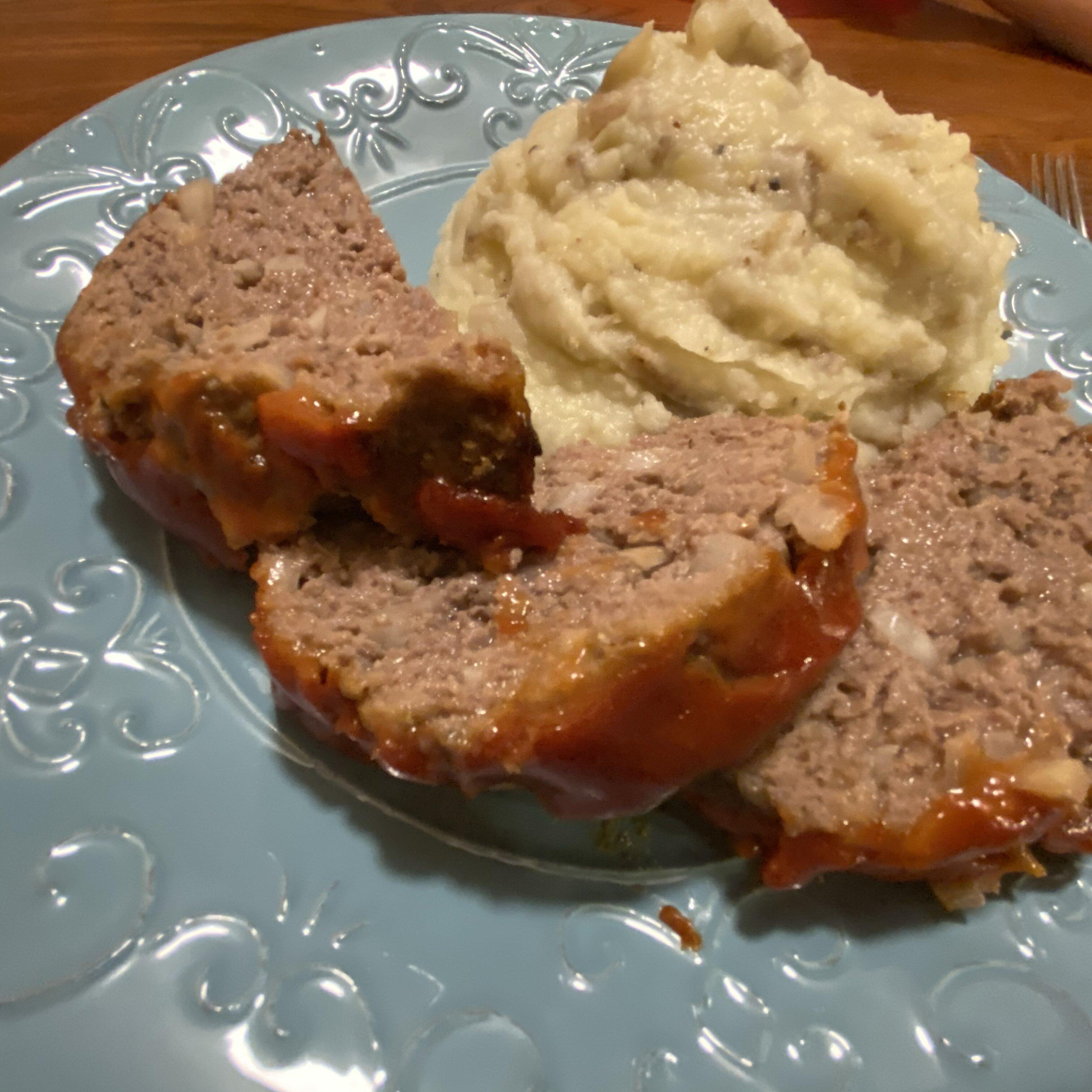 Easy Meatloaf Recipe Allrecipes Com Allrecipes