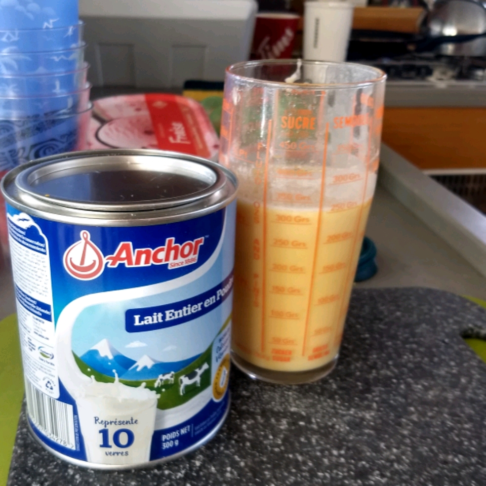 Sweetened Condensed Milk from Scratch Lorraine
