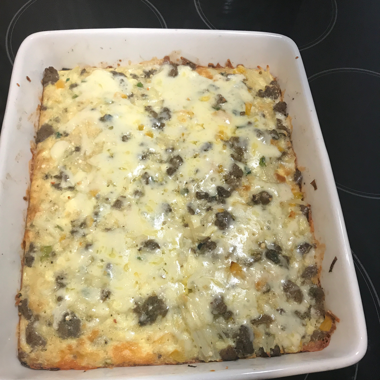 Impossibly Easy Breakfast Bake (Crowd Size) bridget75