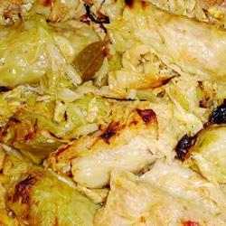 Sarmale (Stuffed Cabbage or Vine Leaves) sarmala