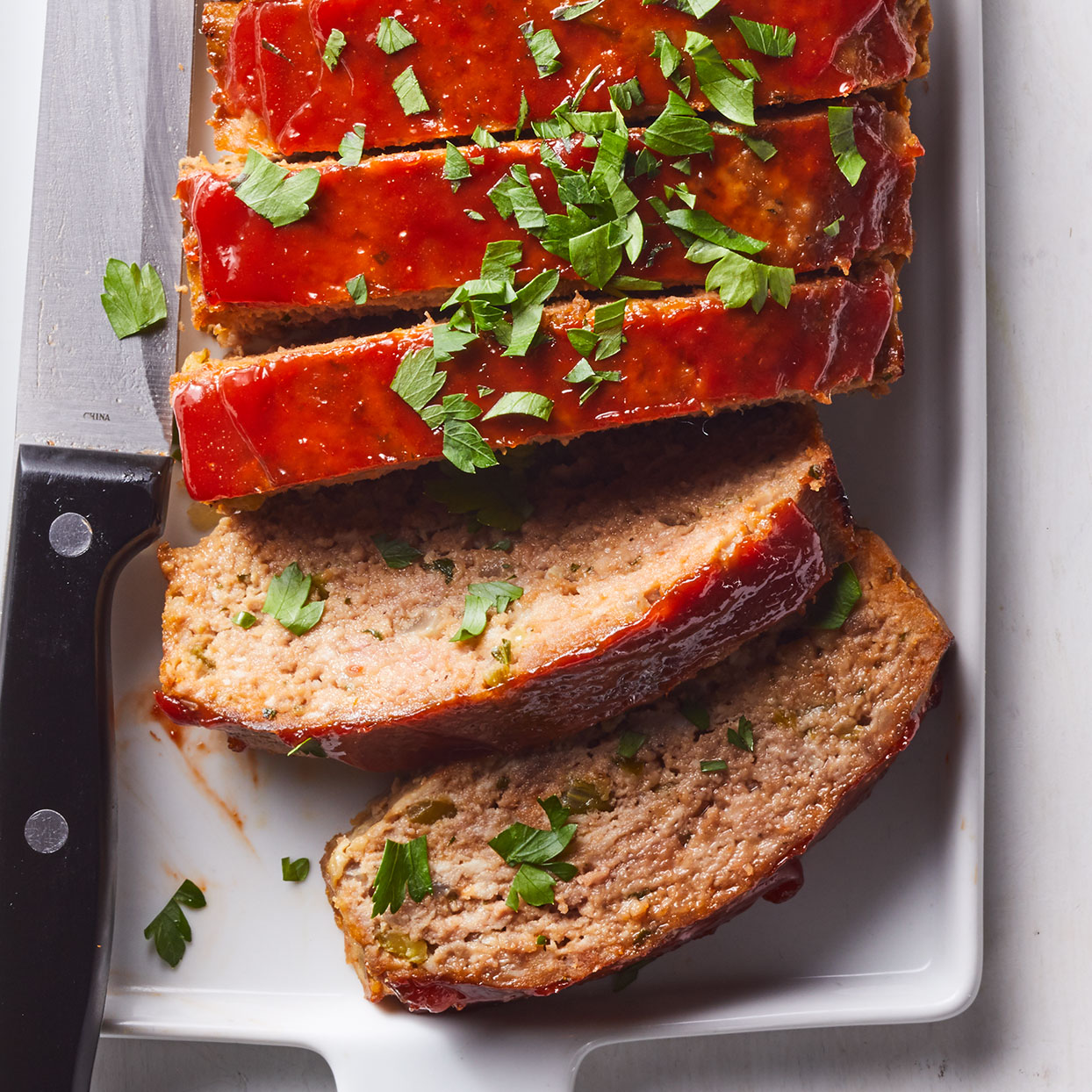 This Italian meatloaf riff uses sausage to boost its flavor. When you're already cooking meatloaf, it's not much more effort to prep a second meatloaf. The extra one makes a delicious day-after meal (see Tip for ideas for the leftovers) or freeze it for another time. Source: EatingWell Magazine, December 2019