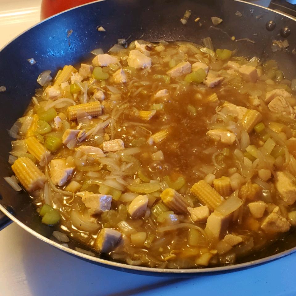 Chicken Chow Mein David Murdoch